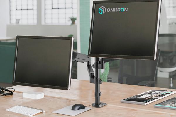 Кронштейн для монитора – must-have современного офиса