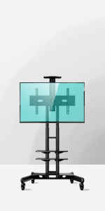 mobile tv stand TS1552