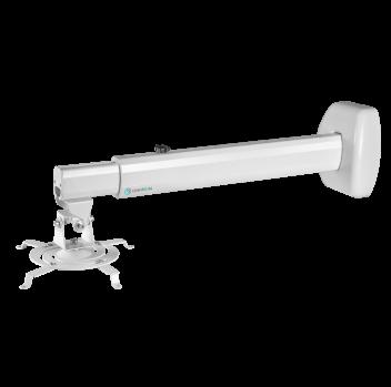 KRON кронштейн для проектора настенный, белый K3D
