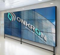 Комплект напольно-стеновой Tilt Up для видео стен на 12 экранов ONKRON APRO3L-34, чёрный - вид 2 миниатюра