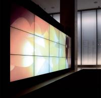Комплект распорный Tilt Up для видео стен на 9 экранов ONKRON SPRO3L-33, чёрный - вид 2 миниатюра