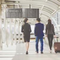 """ONKRON потолочный кронштейн для телевизора 32""""-70"""" потолочный телескопический, чёрный N1L - вид 2 миниатюра"""