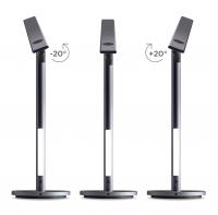 Настольный светильник ONKRON D5A тёмно-серый - вид 4 миниатюра