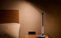 Настольный светильник ONKRON D5A тёмно-серый - вид 9 миниатюра