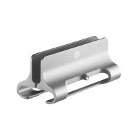 """ONKRON Подставка (держатель) для ноутбука 10""""-15,8"""", серебристая DN-02 - вид 1 миниатюра"""