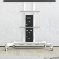 ONKRON Органайзер для мобильной стойки APP-1881, чёрный - вид 1 миниатюра