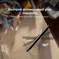 """ONKRON стойка для ТВ и сенсорных панелей 32""""-65"""", белый TS1220 - вид 5 миниатюра"""
