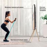 """ONKRON стойка для ТВ и сенсорных панелей 32""""-65"""", белый TS1220 - вид 6 миниатюра"""