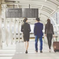 """ONKRON потолочный кронштейн для телевизора 32""""-70"""" потолочный телескопический, чёрный N2L - вид 6 миниатюра"""