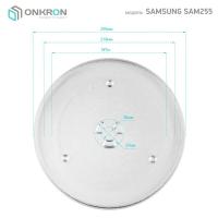 ONKRON тарелка для СВЧ SAMSUNG DE74-00027A 25,5 см - вид 2 миниатюра