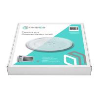 ONKRON тарелка для СВЧ универсальная ER270 27 см - вид 3 миниатюра