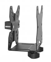 ONKRON универсальный кронштейн для mini PC/Mac mini, чёрный A3N - вид 3 миниатюра