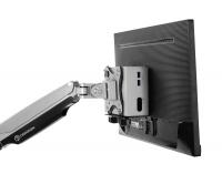 ONKRON универсальный кронштейн для mini PC/Mac mini, чёрный A3N - вид 5 миниатюра