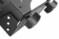 ONKRON универсальный кронштейн для mini PC/Mac mini, чёрный A3N - вид 6 миниатюра