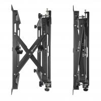 Кронштейн Push Up для видео стен ONKRON PRO4L, чёрный - вид 4 миниатюра