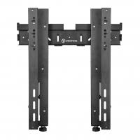 Кронштейн TIlt Up для видео стен ONKRON PRO3, чёрный - вид 3 миниатюра