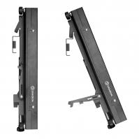 Комплект настенный Tilt Up для видео стен на 9 экранов ONKRON WPRO3L-33, чёрный - вид 1 миниатюра