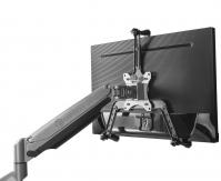 "ONKRON кронштейн-адаптер для монитора 17""-27"", чёрный A2V - вид 5 миниатюра"