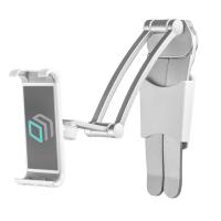 ONKRON держатель для смартфонов и планшетов настольный, серебристый DS-01 - вид 3 миниатюра