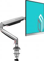 """ONKRON кронштейн для монитора 17""""-32"""" настольный, серебристый G100 - вид 1 миниатюра"""