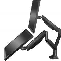 """ONKRON кронштейн для монитора 13""""-32"""" настольный, чёрный G200 - вид 1 миниатюра"""