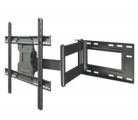 """ONKRON кронштейн для телевизора 40""""-70"""" наклонно-поворотный, чёрный M7L - вид 1 миниатюра"""