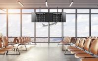 """ONKRON потолочный кронштейн для телевизора 32""""-80"""" потолочный телескопический, чёрный N1L - вид 12 миниатюра"""