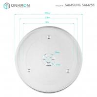 ONKRON тарелка для СВЧ SAMSUNG DE74-00027A 25,5 см - вид 3 миниатюра