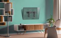 """ONKRON кронштейн для телевизора 43""""-85"""" наклонный, чёрный TM6 - вид 8 миниатюра"""