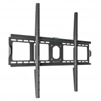 """ONKRON кронштейн для телевизора 55""""-100"""" фиксированный, чёрный UF4 - вид 1 миниатюра"""