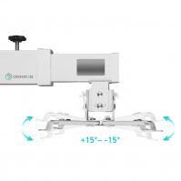ONKRON кронштейн для проектора настенный, белый K2D - вид 8 миниатюра